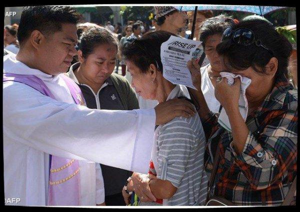 Philippines : l'Église amorce un dialogue avec la présidence