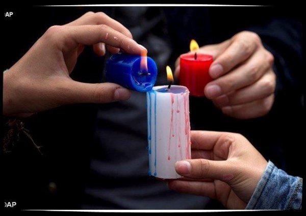 Une messe pour les victimes de l'attentat des Champs Elysées