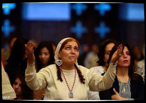 Le Pape François adresse un message au peuple égyptien