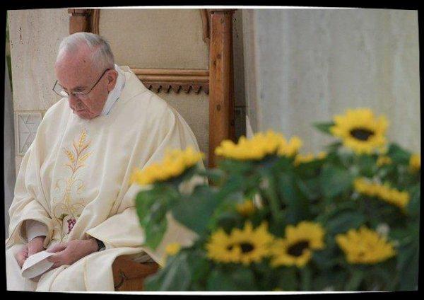 Pape François : notre foi n'est pas une idée, elle doit s'incarner concrètement