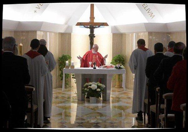 Pape François : annoncer l'Évangile, c'est prendre le risque de la persécution