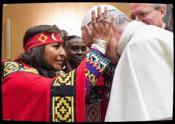 ONU: le Saint-Siège défend les droits des populations indigènes
