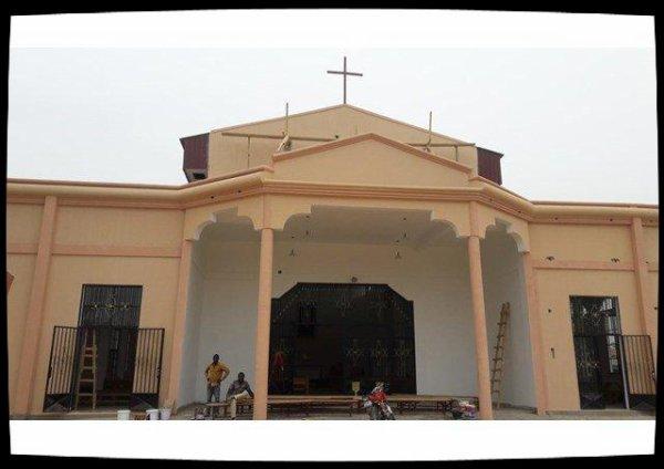 Tchad : Une « Eglise de la Miséricorde » consacrée à N'Djamena