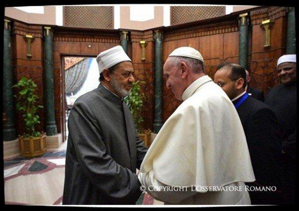 La visite du Pape à Al-Azhar, un encouragement pour le dialogue interreligieux