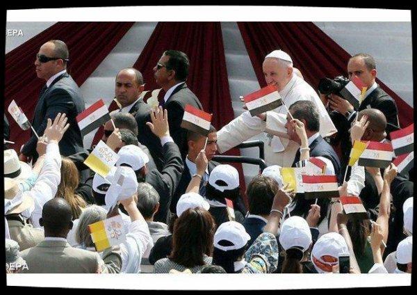 L'eglise catholique en Egypte, une présence essentielle et respectée