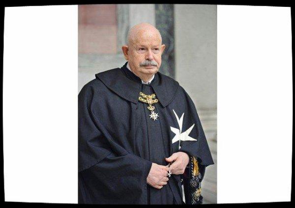 Un nouveau chef par intérim pour l'Ordre de Malte