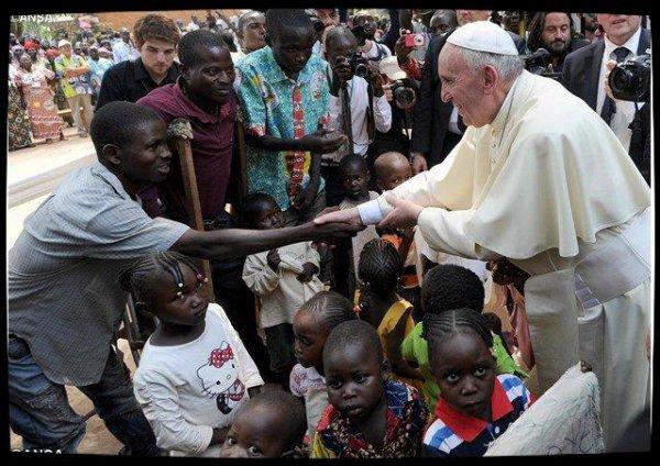 La «Vidéo du Pape» sur les chrétiens d'Afrique, témoins de la paix