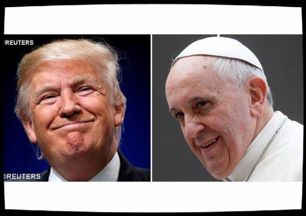 Le Pape François recevra Donald Trump mercredi 24 mai au Vatican