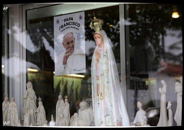 Le Sanctuaire de Fatima se prépare au pèlerinage du Pape François