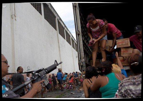 L'Eglise du Brésil dresse un alarmant portrait de la situation du pays