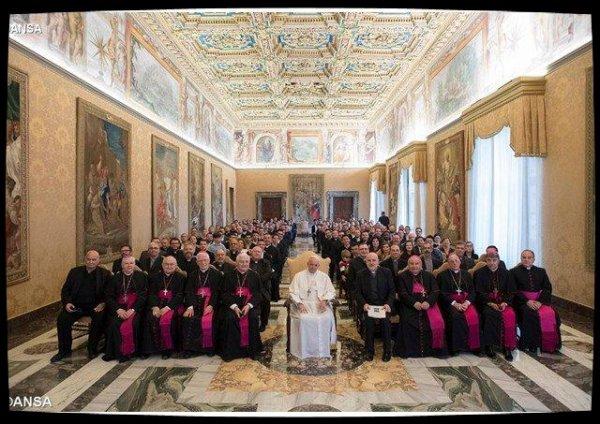 La Pape rappelle ce qu'est l'éducation selon le style ignacien