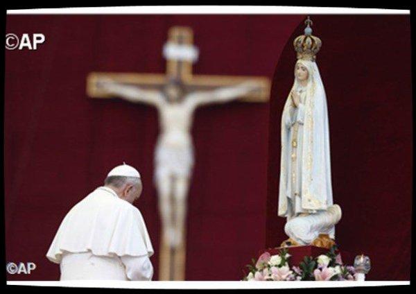 Le Pape sera un pèlerin d'espérance à Fatima