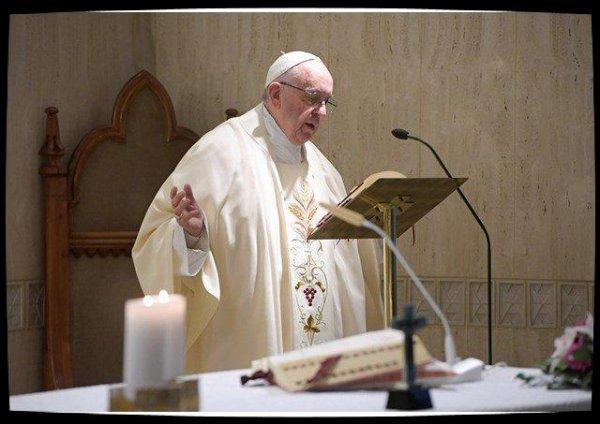 Le Pape prie pour que chacun obtienne le don du discernement