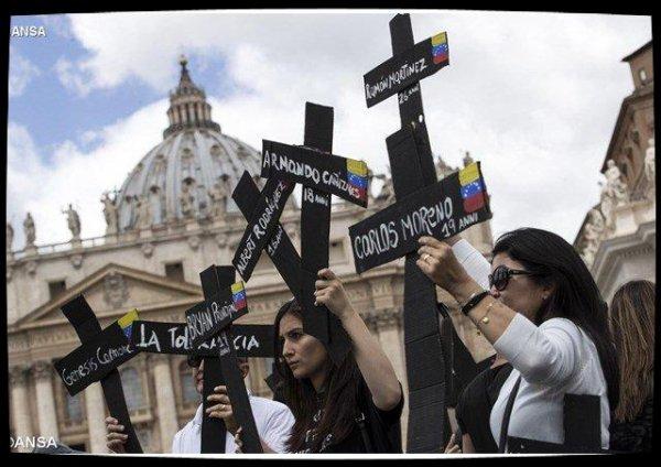 Les évêques du Venezuela opposés à une réforme constitutionnelle