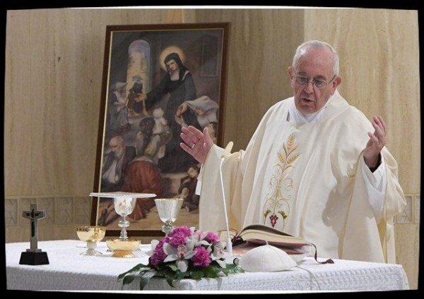 Le Pape invite à accueillir avec docilité l'Esprit pour devenir bons et doux