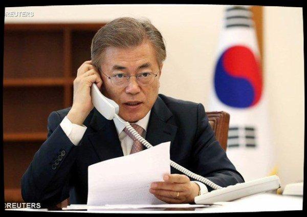 L'encouragement de l'Eglise sud-coréenne au nouveau président