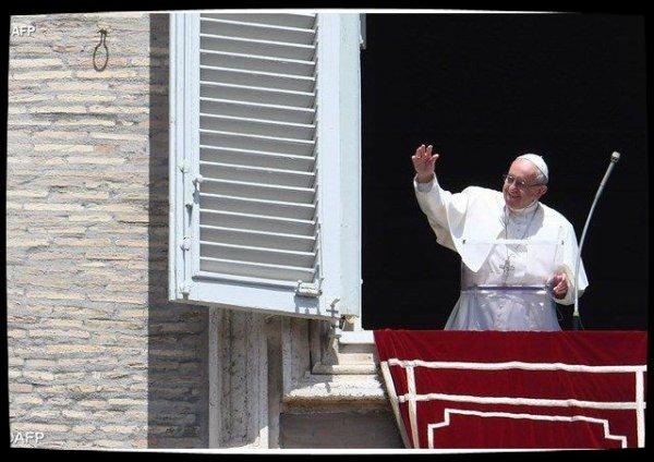 Regina Coeli : le Pape revient sur son pèlerinage à Fatima
