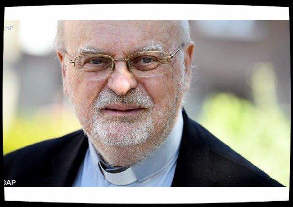 Mgr Anders Aborelius, premier cardinal de Suède