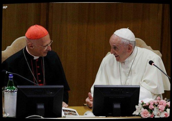 Ouverture de la 70e Assemblée plénière des évêques italiens