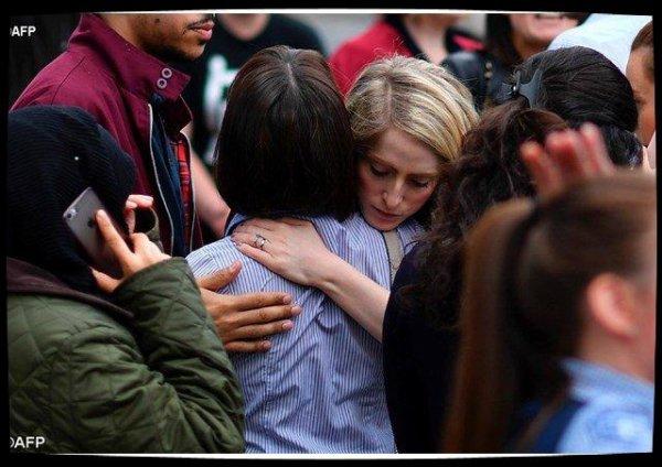 Douleur du Pape après l'attentat du Manchester Arena