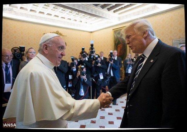 Pape François- Donald Trump : une rencontre sous le signe de la paix