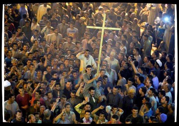 Egypte, Manchester : le Pape prie une nouvelle fois pour les victimes du terrorisme