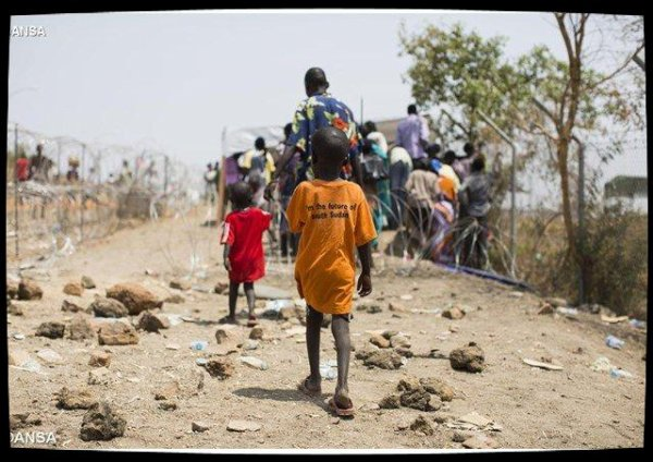 Le Pape ne se rendra pas au Soudan du Sud en 2017