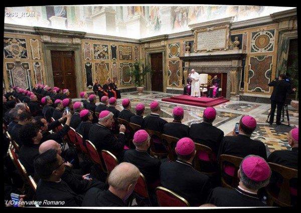 François: les jeunes prêtres, une ressource pour l'Église