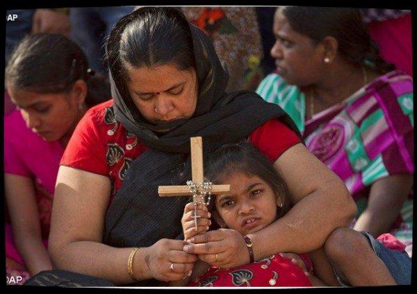 L'¼uvre d'Orient inquiète pour le respect de la liberté religieuse en Inde