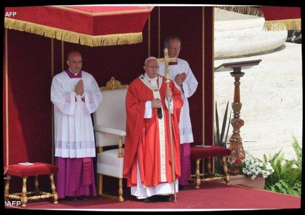 Pentecôte: l'Esprit-Saint réunit l'Église dans la diversité