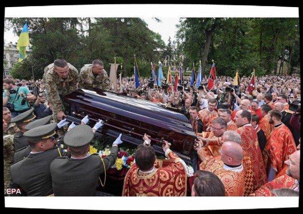 L'hommage du Pape au cardinal ukrainien Lubomyr Husar, enterré à Kiev