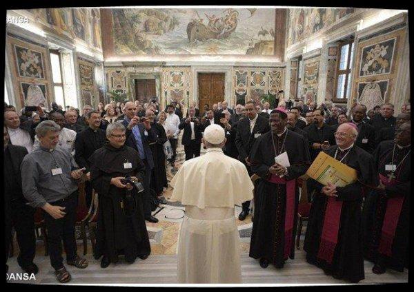 Conseils du Pape aux Missionnaires de la Consolata