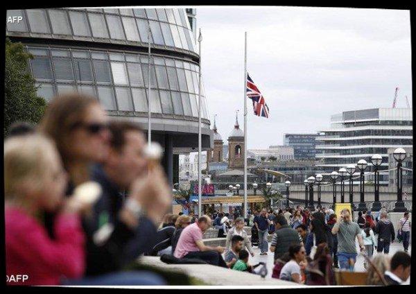 L'Eglise présente à la veillée en mémoire des victimes du London Bridge