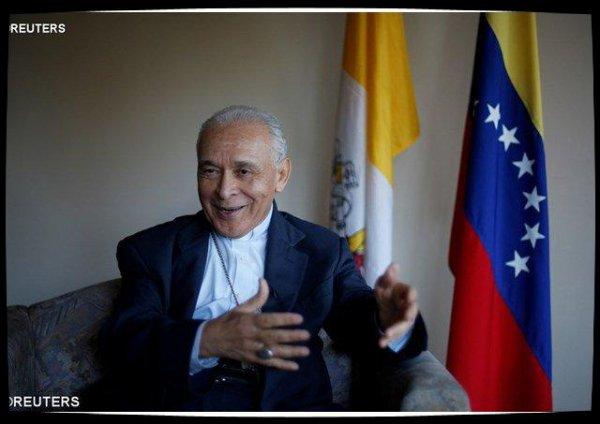 Le Pape François recevra la présidence de la Conférence épiscopale du Venezuela le 8 juin