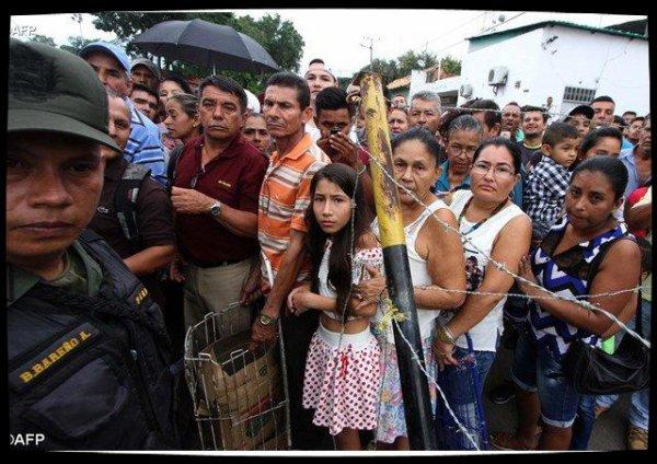 L'Église de Colombie au secours des Vénézuéliens