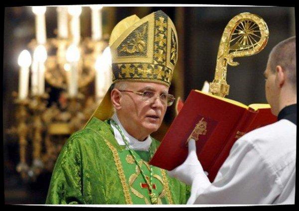 Nomination d'un nonce apostolique en Libye