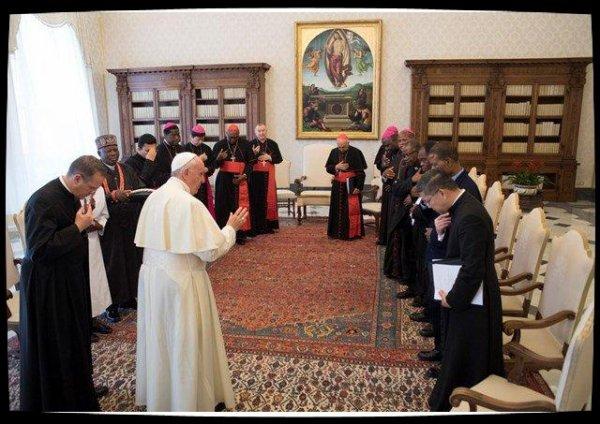 Fermeté du Pape envers un diocèse rebelle au Nigeria