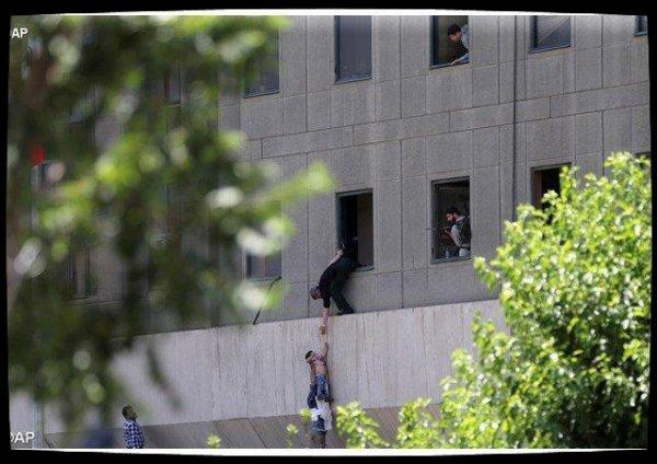 Condoléances du Pape après les attentats de Téhéran
