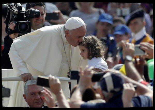 Audience générale : Dieu nous aime d'un amour filial et inconditionnel