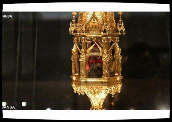 Des reliques de Don Bosco retrouvées deux semaines après leur vol