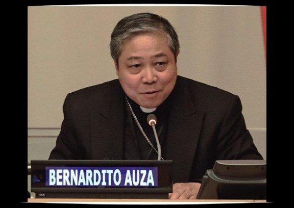 Venezuela: Mgr Auza appelle à l'organisation d'élections directes et libres