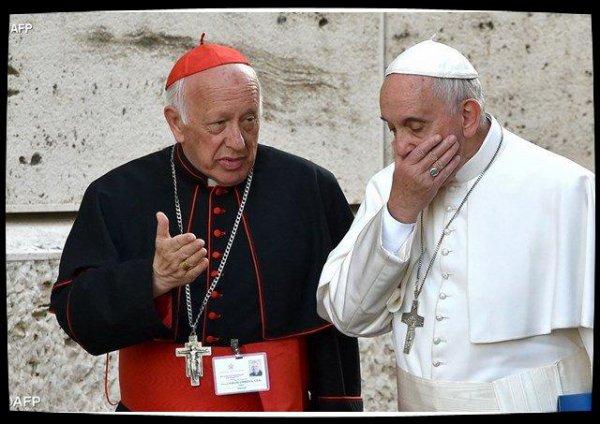 Joie des Églises chilienne et péruvienne à l'annonce de la venue du Pape
