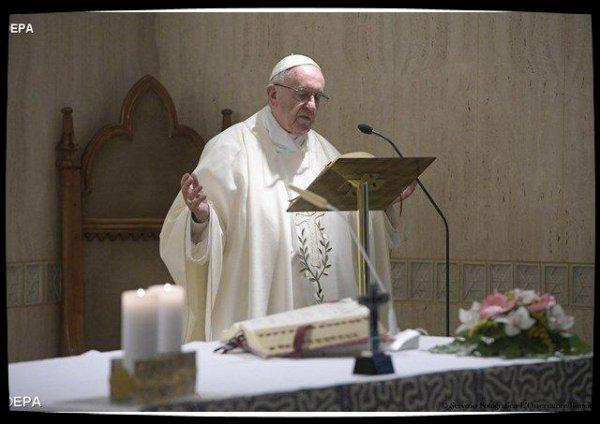 Sainte-Marthe : Le Pape invite à se faire petits pour écouter la voix du Seigneur
