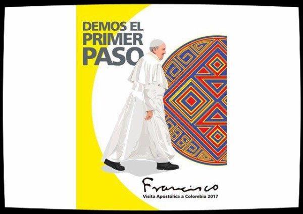 Quatre étapes pour le voyage du Pape en Colombie du 6 au 11 septembre 2017