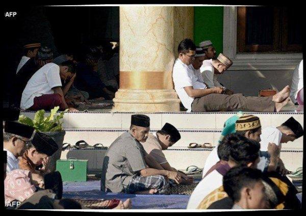 La cathédrale de Jakarta s'ouvre aux musulmans pour la fin du Ramadan