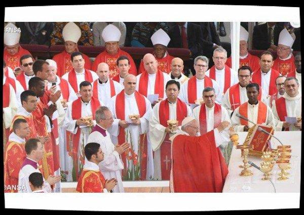 Le Pape dénonce le silence complice autour des persécutions