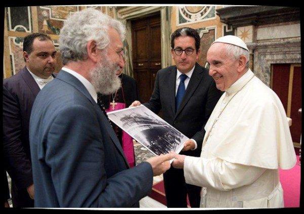 Le Pape invite les pays d'Amérique Latine a plus de cohésion