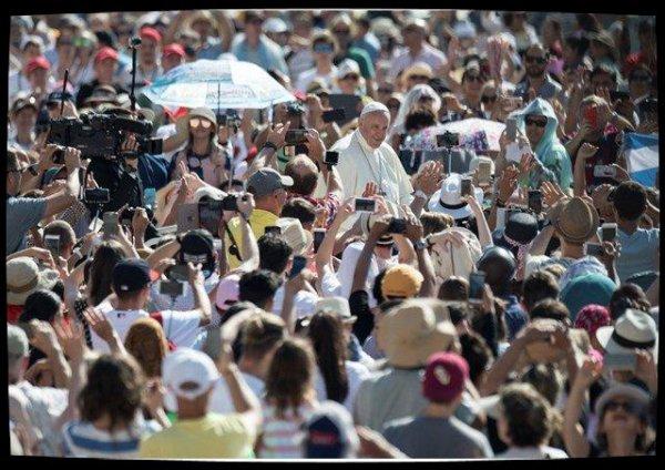Vacances d'été : les audiences générales du Pape suspendues