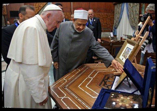 Le Vatican et Al-Azhar veulent développer un dialogue interreligieux plus efficace
