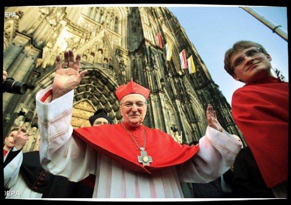 Le cardinal allemand Joachim Meisner est décédé
